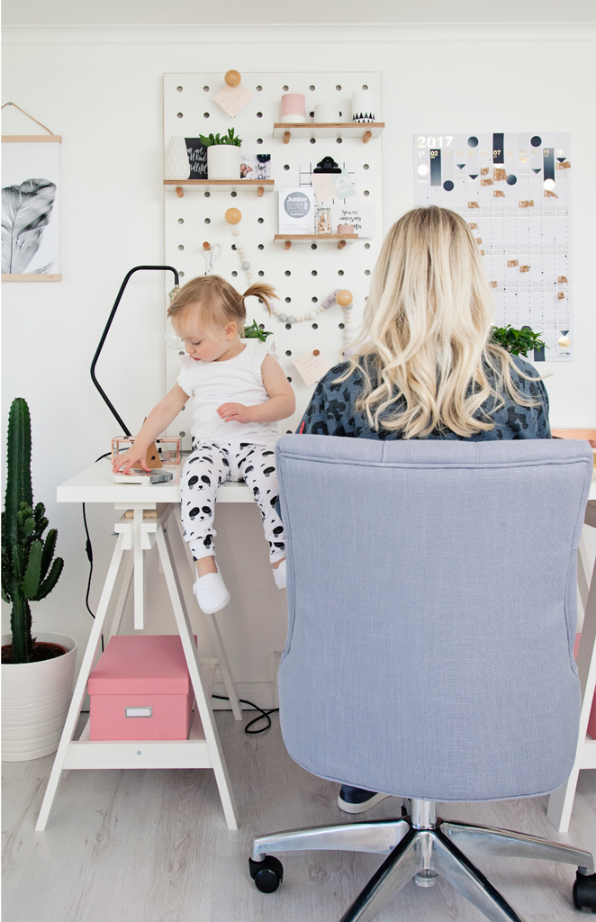 The Modern Nursery office