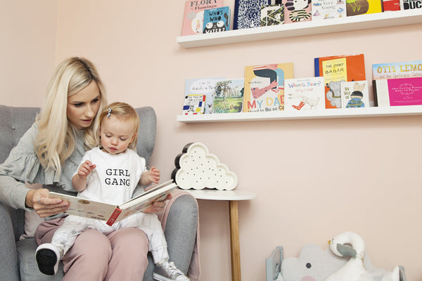 The Modern Nursery books