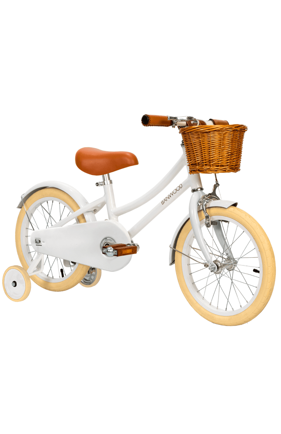 Banwood Classic Pedal Bike - White