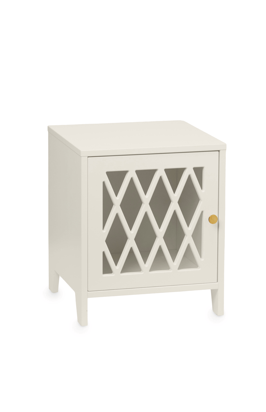 Cam Cam Copenhagen Harlequin Bedside Table - Light Sand