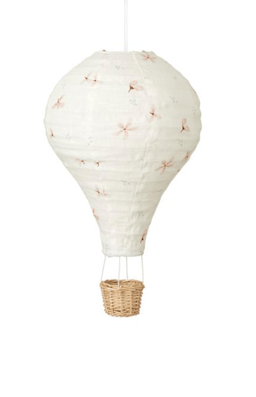 Cam Cam Copenhagen Hot Air Balloon Lamp - Windflower Cream