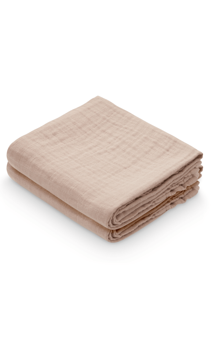 Cam Cam Copenhagen 2 Pack of Muslins - Dusty Rose