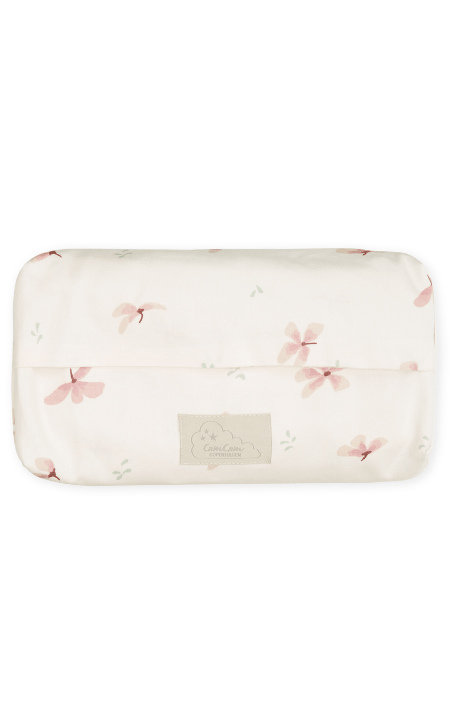 Cam Cam Copenhagen Wet Wipe Cover - Windflower Cream