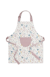 Cam Cam Copenhagen Kids Apron - Pressed Leaves Rose