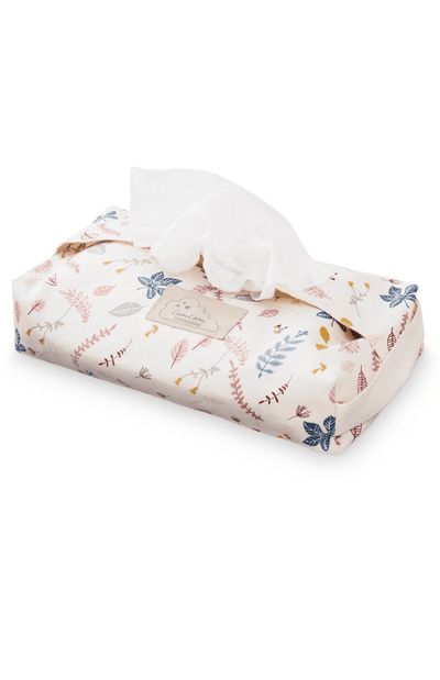 Cam Cam Copenhagen Wet Wipe Cover - Pressed Leaves Rose