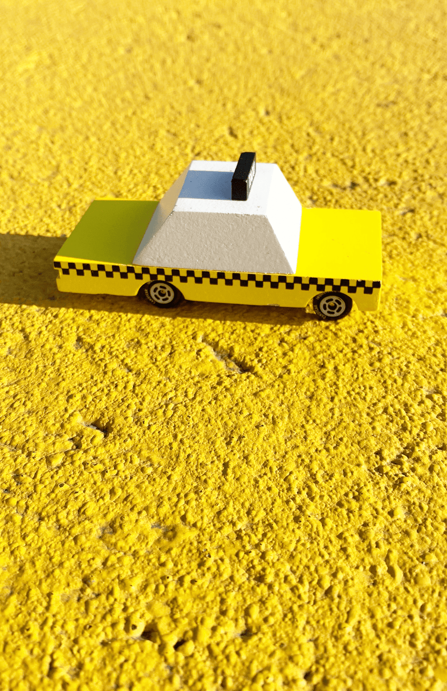 Candylab Candycar - Taxi Yellow