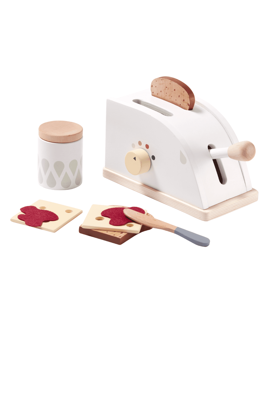 Kids Concept Toaster White