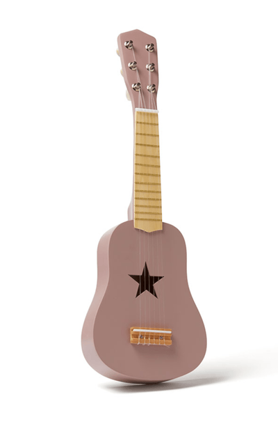 Kids Concept Toy Guitar - Lilac