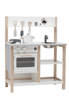 Kids Concept Kitchen - Natural and White