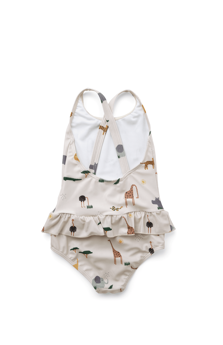 Liewood Amara Swimsuit - Safari Sandy Mix