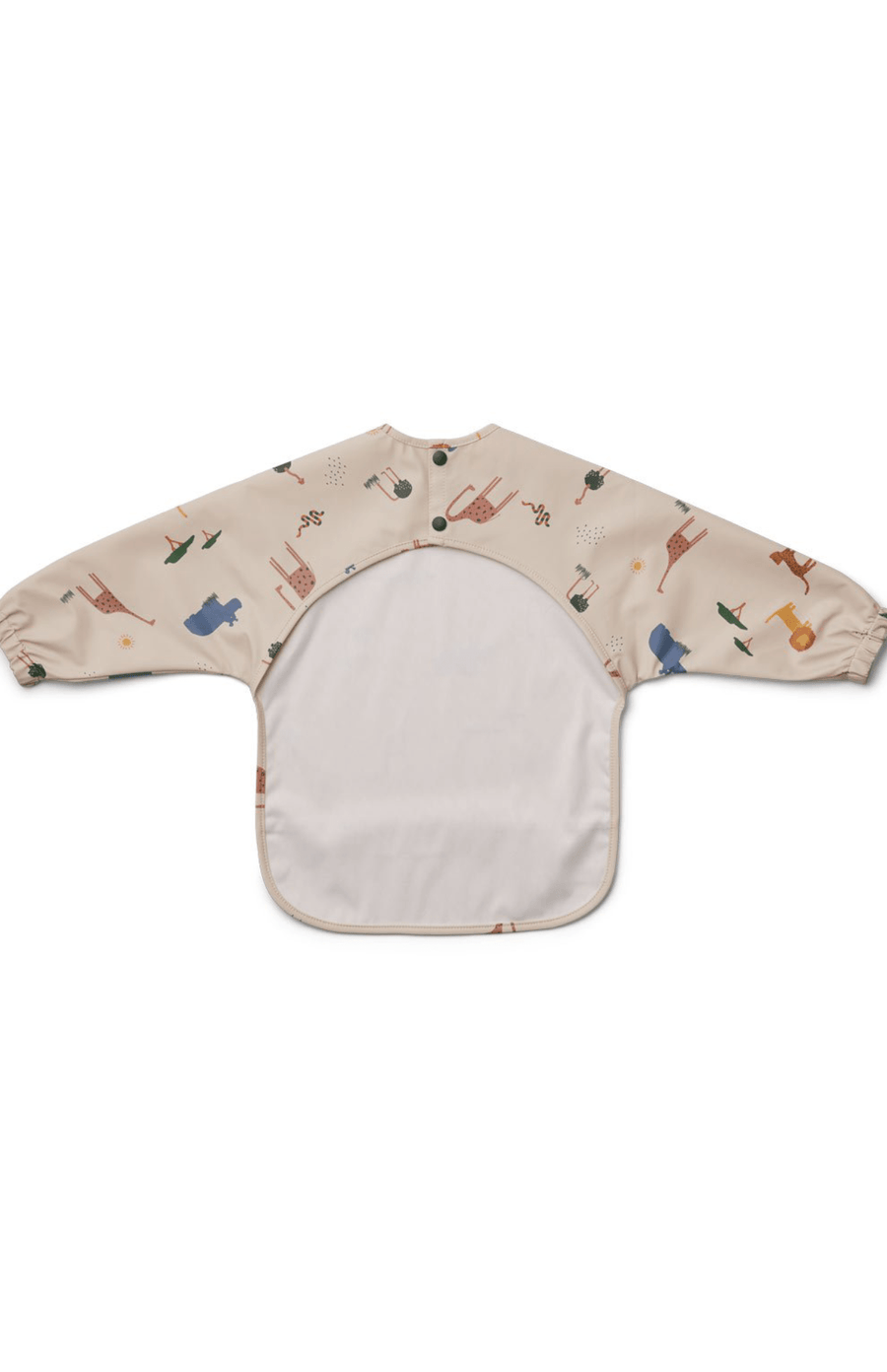 Liewood Merle Cape Bib - Safari Sandy Mix