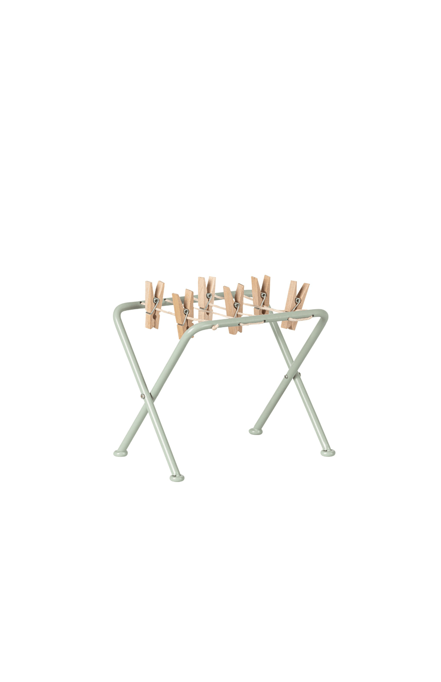 Maileg Mouse Drying Rack With Pegs