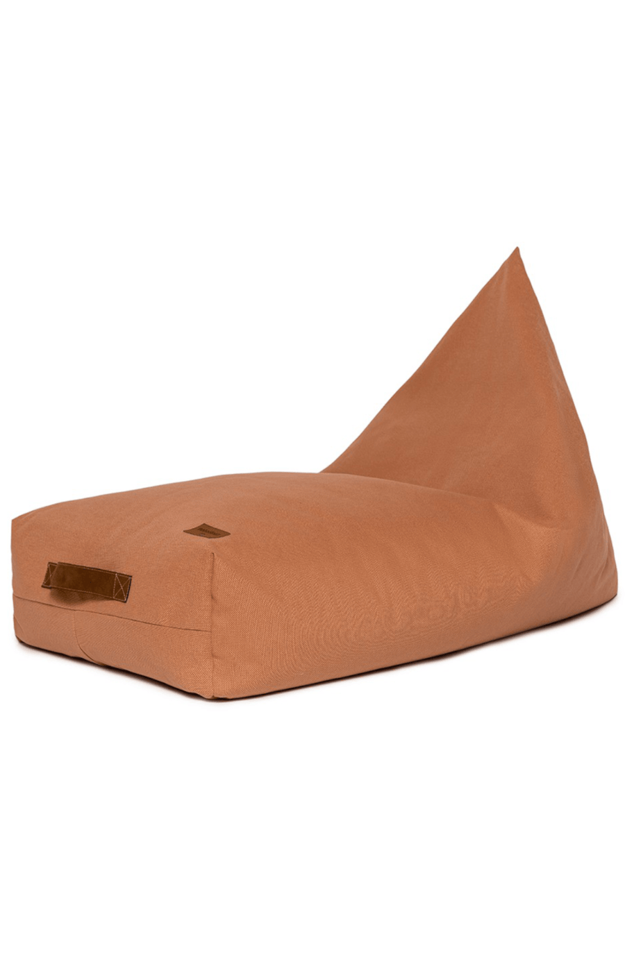 Nobodinoz Pouffe Oasis Bean Bag - Sienna Brown