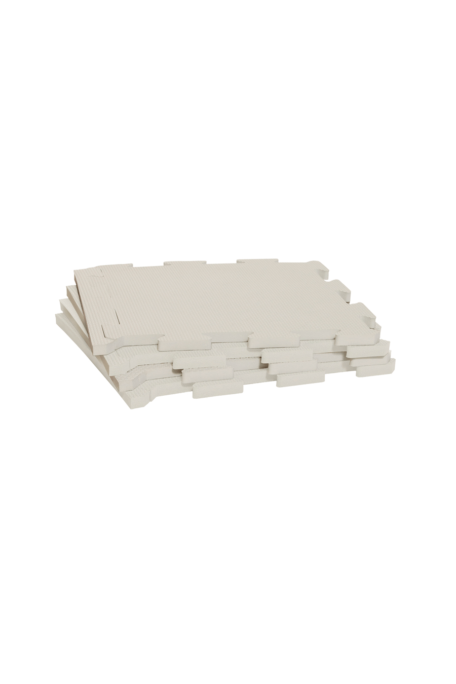 The Modern Nursery Puzzle Playmat Extension - Ivory (4pcs)