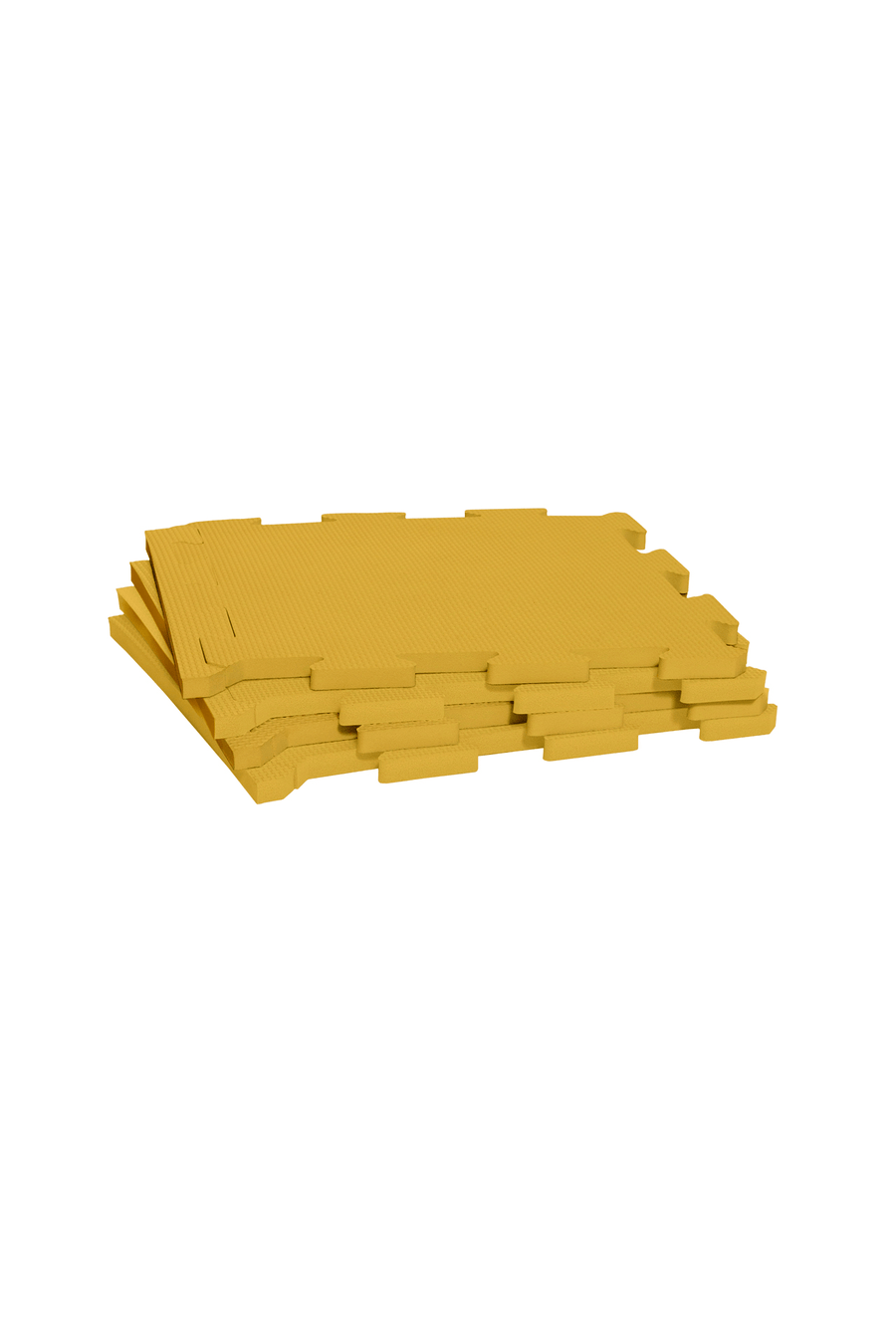 The Modern Nursery Puzzle Playmat Extension - Mustard (4pcs)