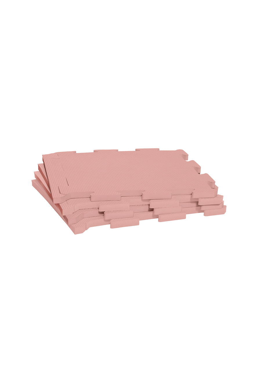 The Modern Nursery Puzzle Playmat Extension - Rose (4pcs)