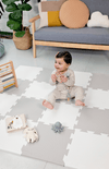 The Modern Nursery Puzzle Playmat - Dove