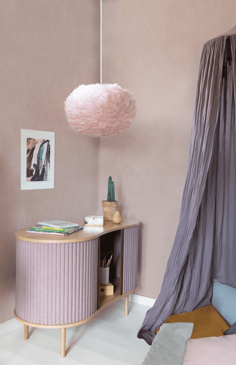 Umage EOS Feather Light Shade - Light Rose