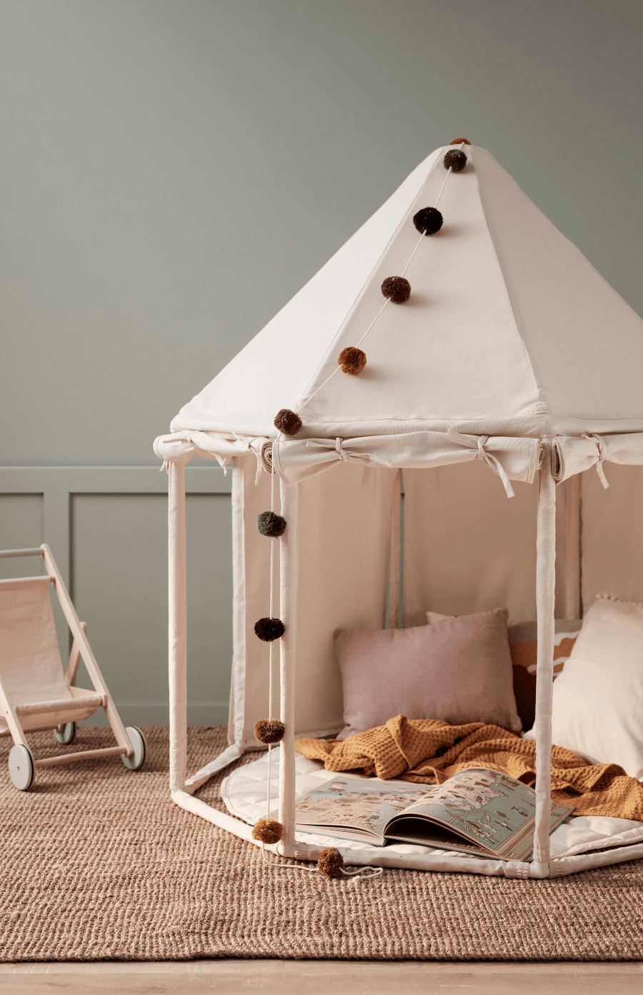 Kids Concept Pavillion – Natural