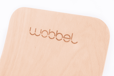 Wobbel Original Transparent Lacquer without felt