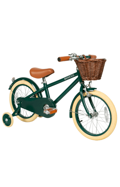 Banwood Classic Pedal Bike - Green