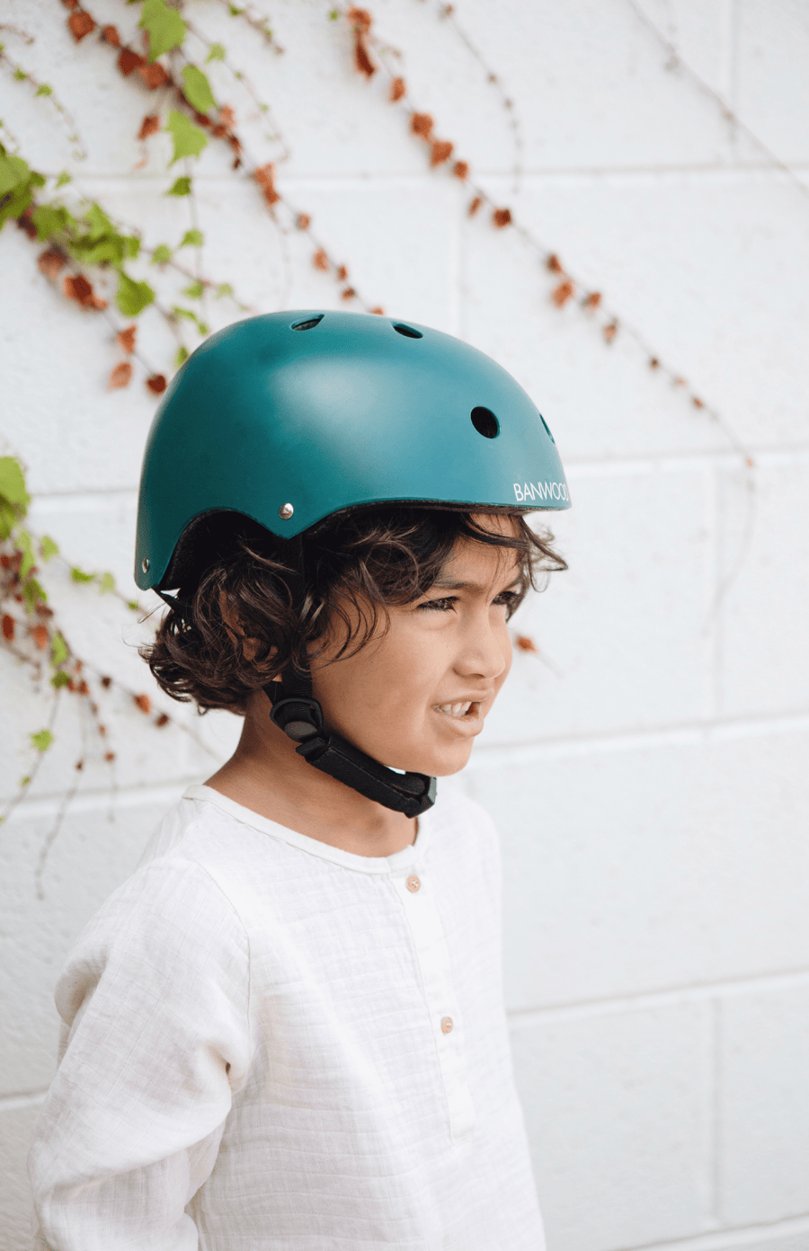 Banwood Bicycle Helmet - Racing Green