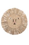 Bloomingville Lion Wall Hanging