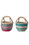 Bloomingville Shopping Baskets - Set of 2
