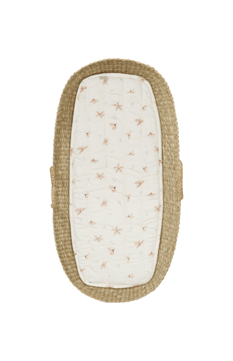 Cam Cam Copenhagen Changing Basket Liner - Windflower Cream