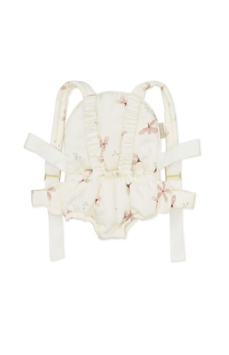 Cam Cam Copenhagen Dolls Carrier - Windflower Cream