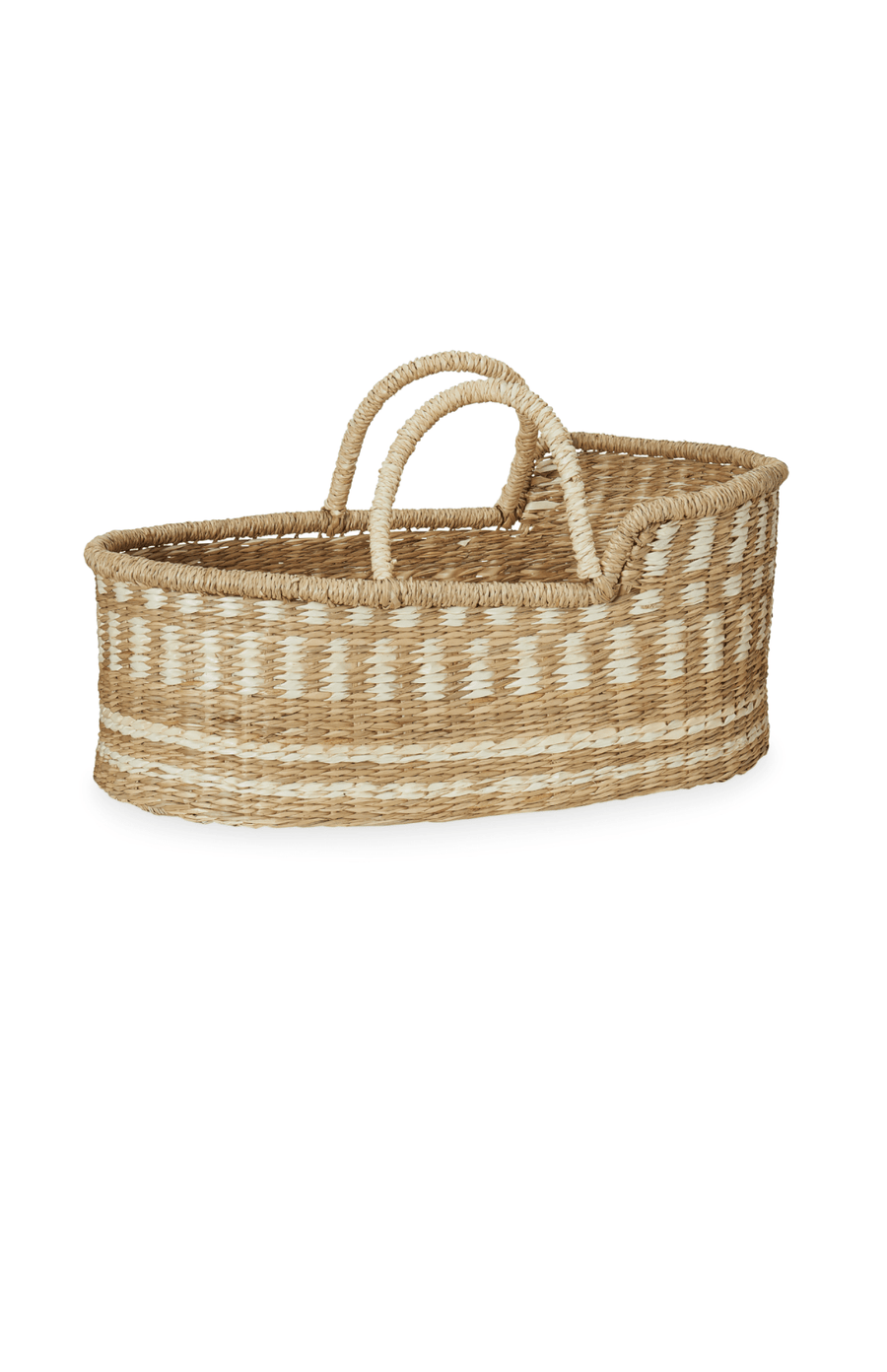 Cam Cam Copenhagen Dolls Moses Baskets - Natural