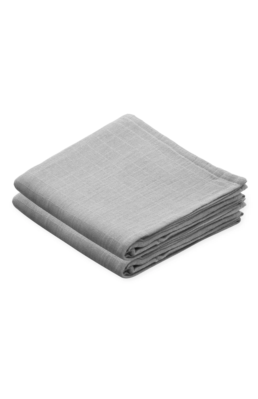 Cam Cam Copenhagen 2 Pack of Muslins - Grey