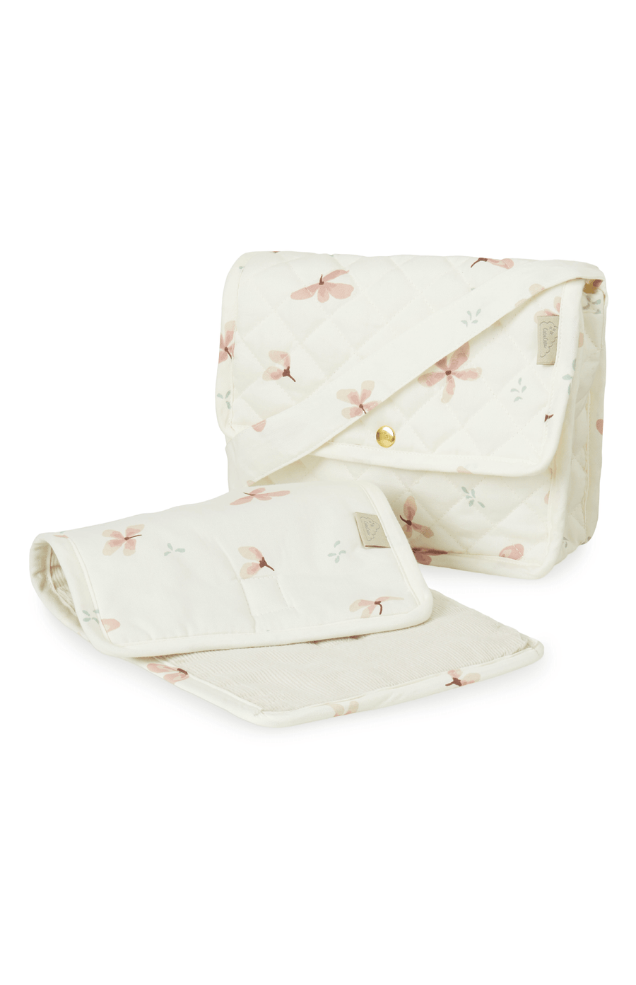 Cam Cam Copenhagen Dolls Changing Bag - Windflower Cream