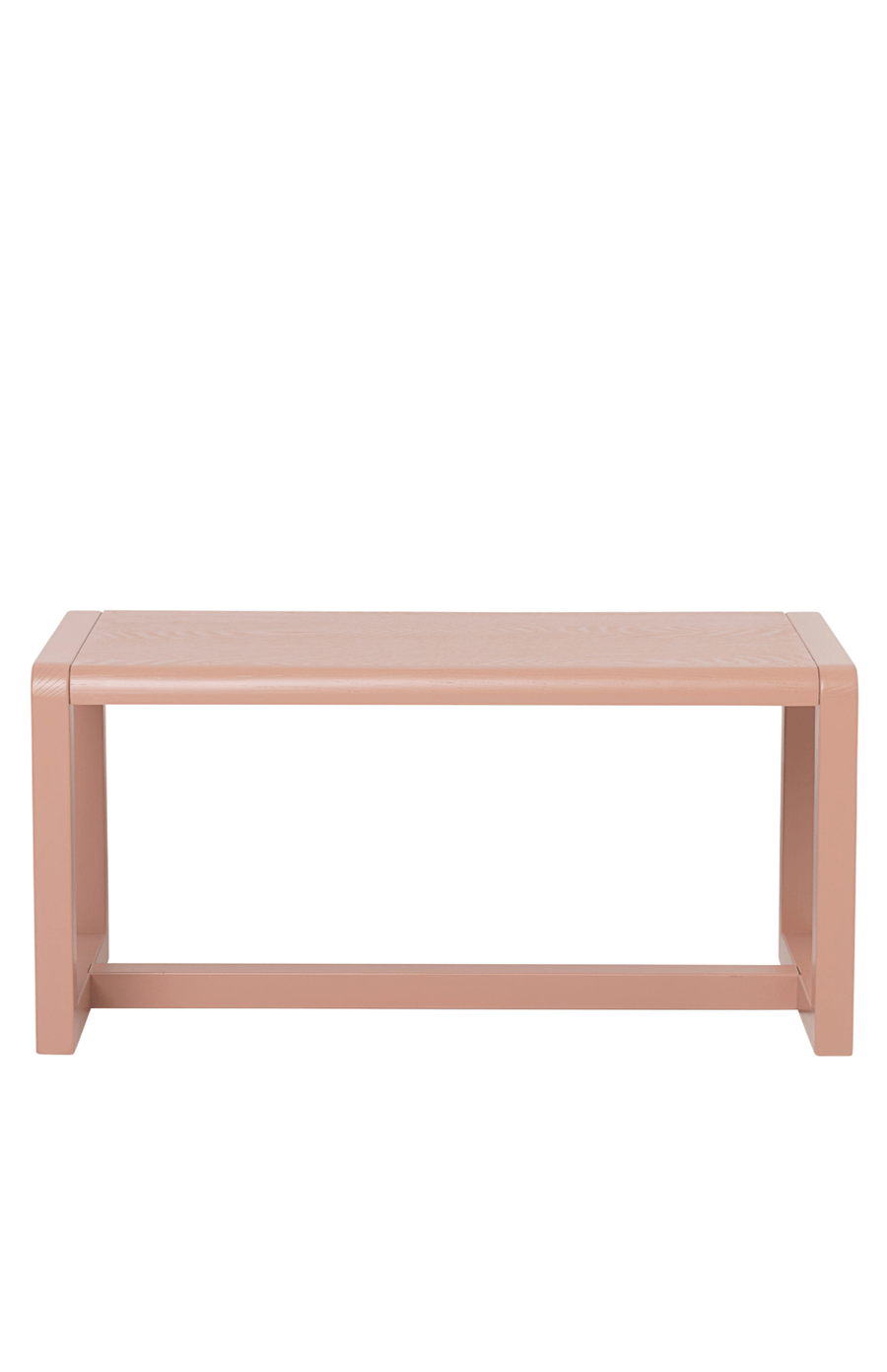ferm LIVING Little Architect Bench - Rose
