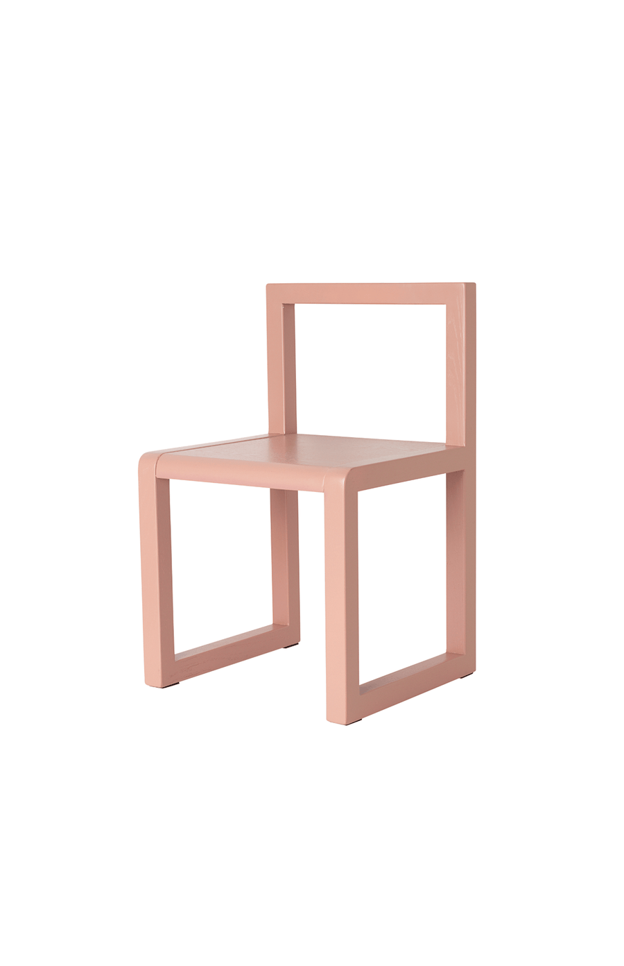 ferm LIVING Little Architect Chair - Rose