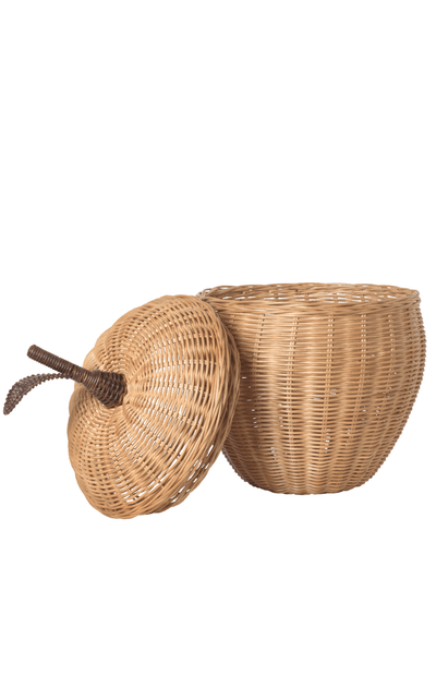 ferm LIVING Apple Braided Storage Basket