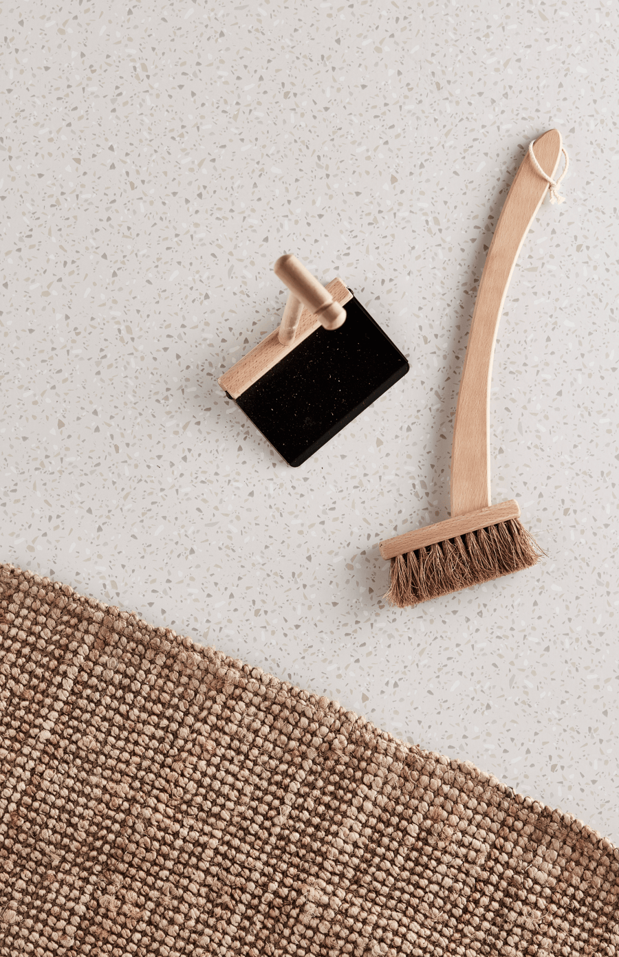Kids Concept - Dustpan & Brush