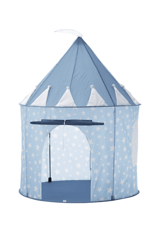 Kids Concept Play Tent - Blue Stars