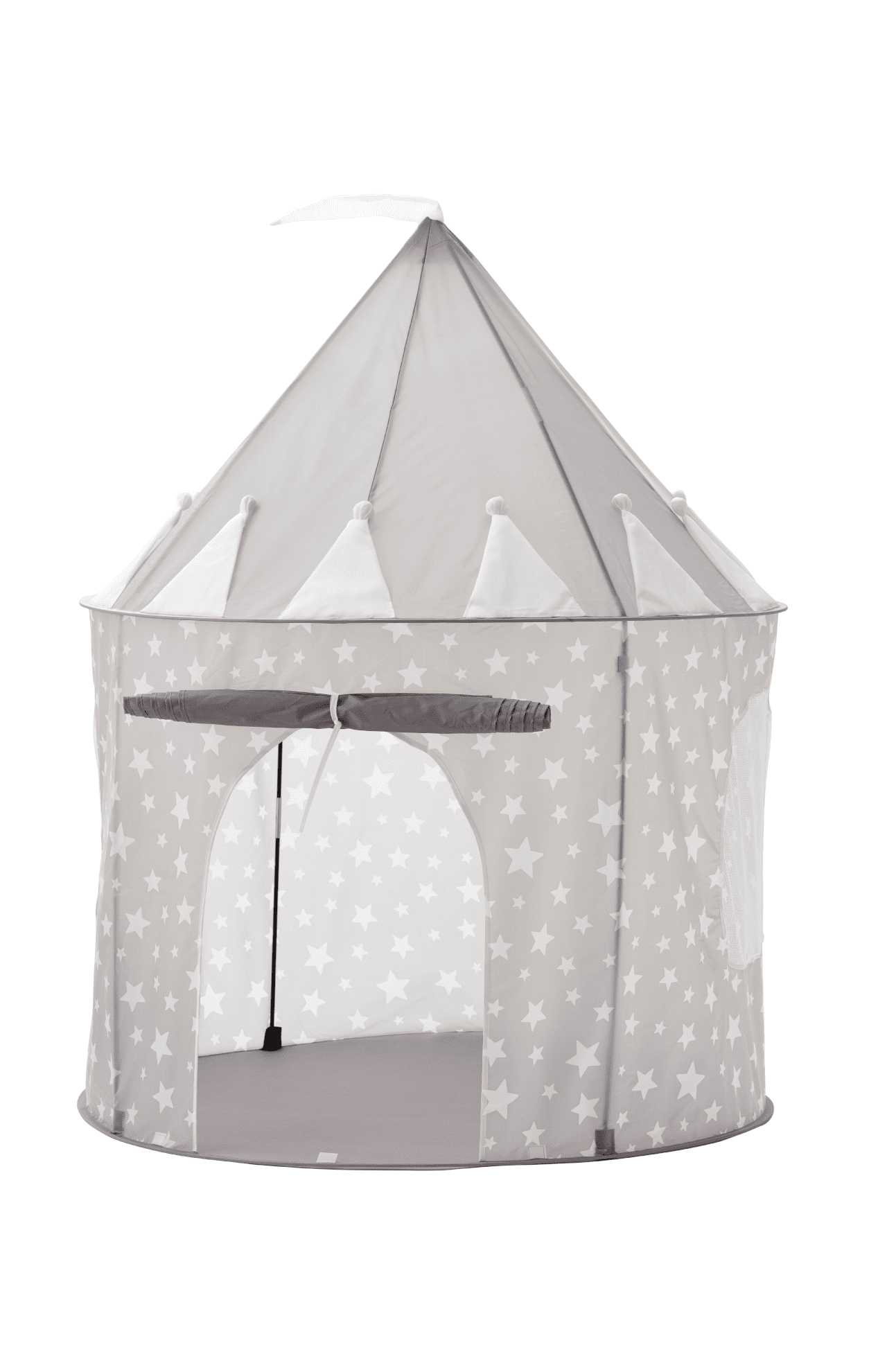 Kids Concept Play Tent - Grey Stars - The Modern Nursery 3574d4c47abee