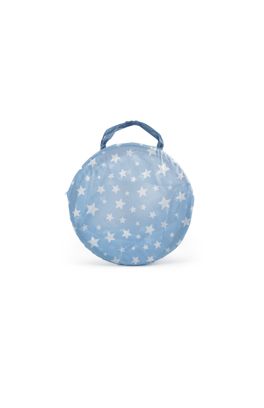 Kids Concept Play Tunnel - Blue Stars