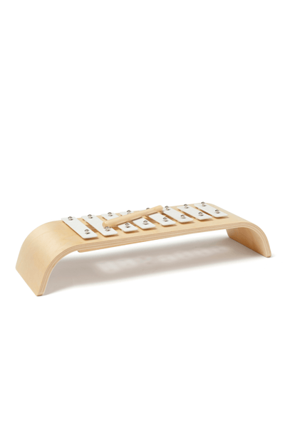 Kids Concept Xylophone - White Mix