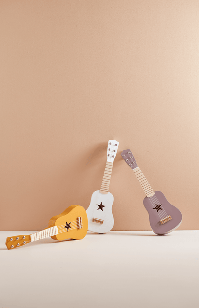 Kids Concept Toy Guitar - Yellow