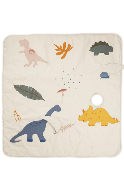 Liewood Glenn Sensory Activity Playmat - Dino Mix
