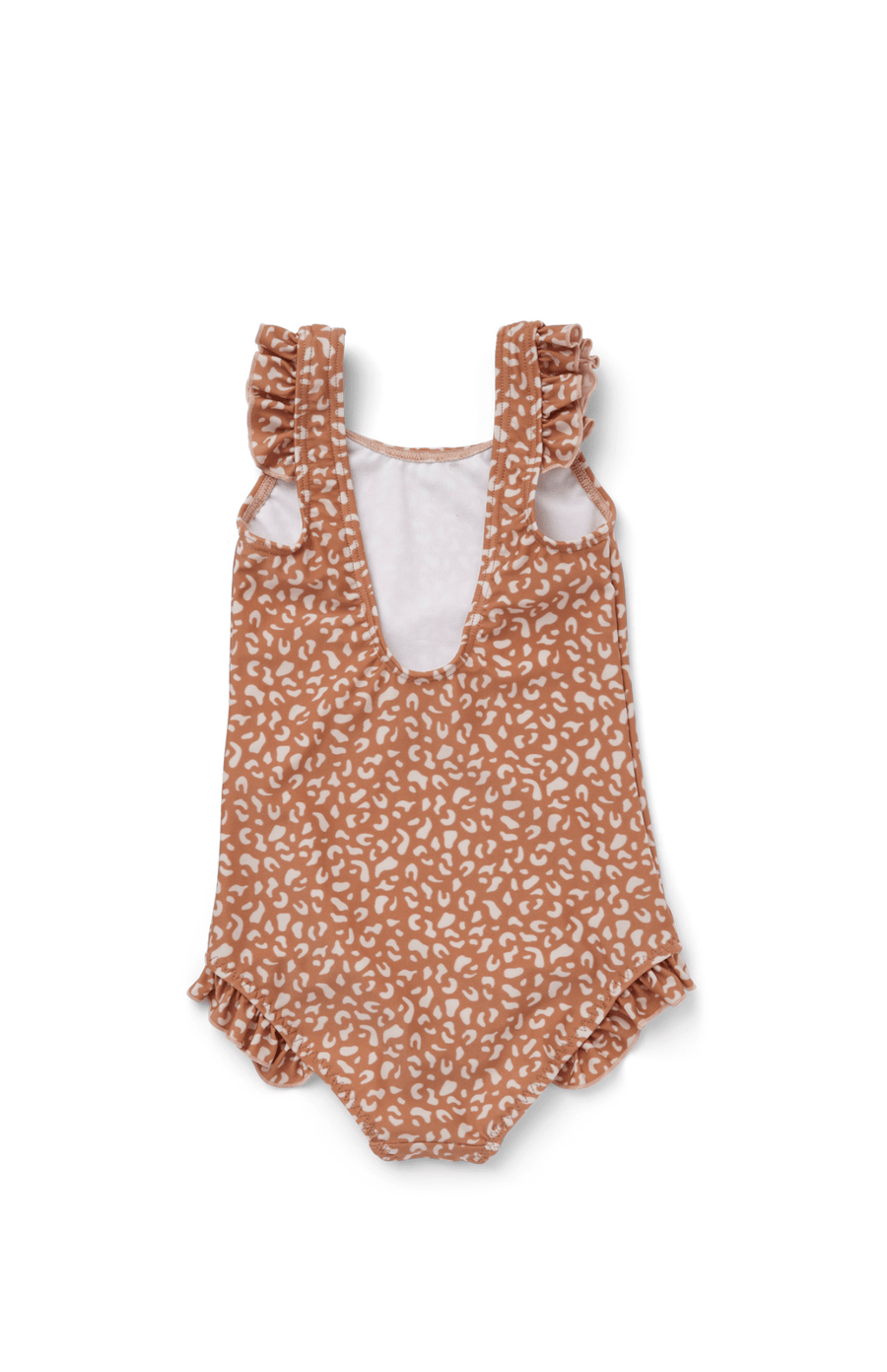 Liewood Tanna Swimsuit - Mini Leo Tuscany Rose