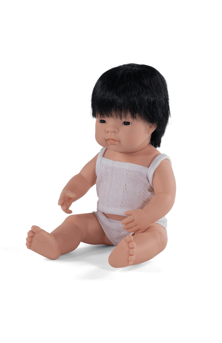 Miniland Toddler Doll 38cm Boy - D