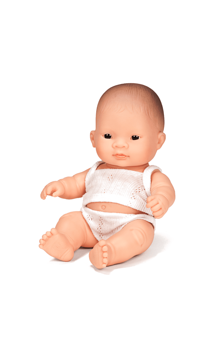 Miniland Baby Doll 21cm Boy - Asian