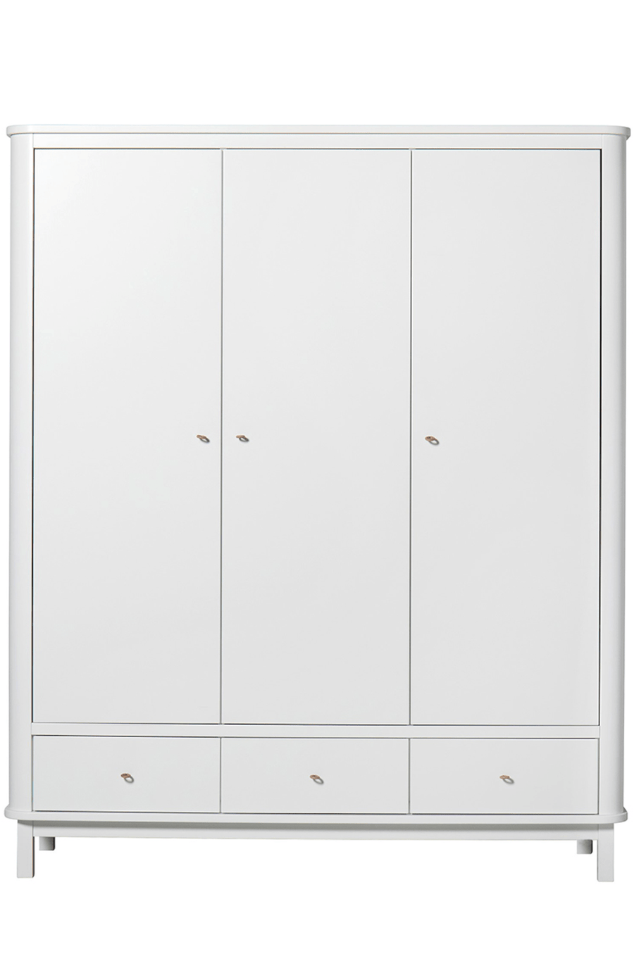 Oliver Furniture Wardrobe 3 doors