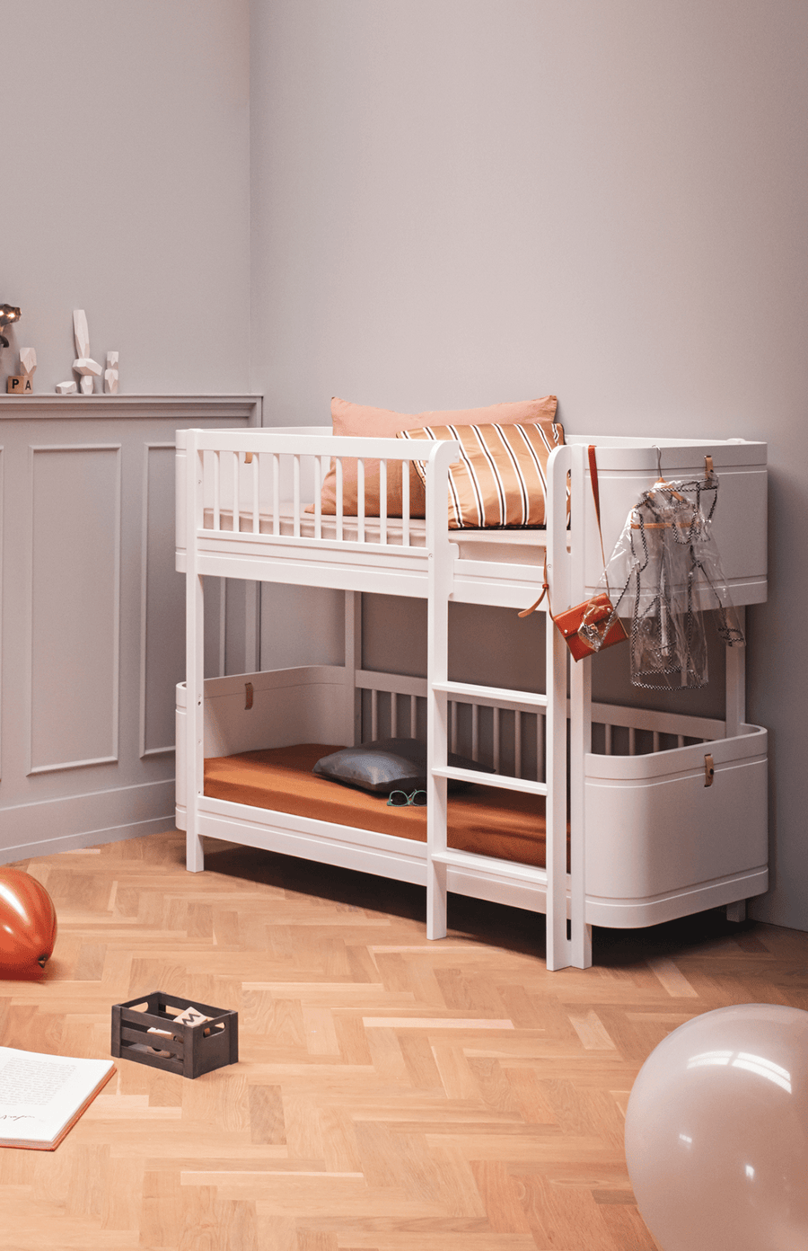 Oliver Furniture Mini+ Low Bunk Bed