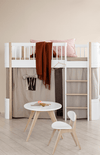 Oliver Furniture Curtain for Mini+ Low Loft Bed
