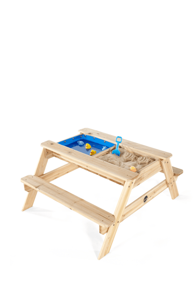 Plum® Wooden Sand Pit & Bench